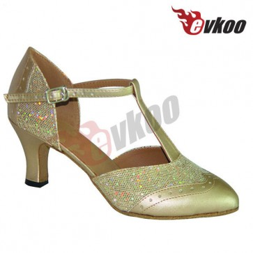Fashionable high quality woman's mordern dance shoes