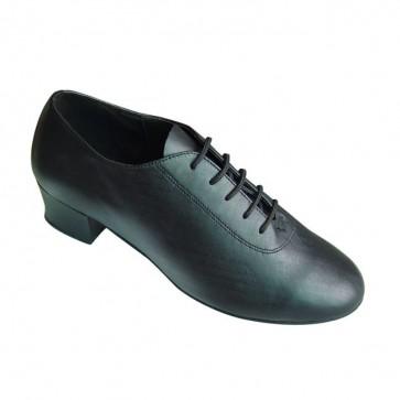 Children latin/ballroom low heel 3-4 cm dance shoes for  boys