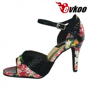 7cm Heel New Latin Dance Shoes For Women Ballroom Shoes Online Dancing Shoes Free Shipping