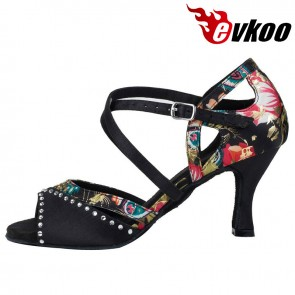 Hot selling Zapatos de baile zapatos de baile latino baratos ballroom dance shoes online with low price