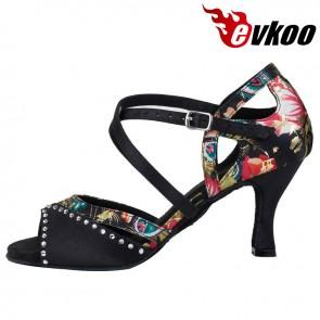 Hot selling Zapatos de baile zapatos de baile latino baratos ballroom dance shoes online with low price