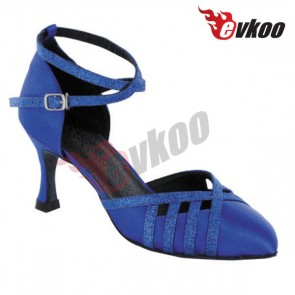 Fashion Satin/ Mordern /Ballroom Dancing Shoes for sexy Ladies with thin  Heel