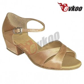 Beautiful Girls' Latin Ballroom  Dance Shoes