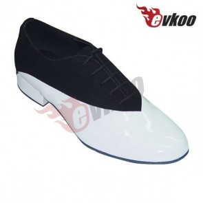 Popular  Men's Mordern Nubuck Leather Dance Shoes